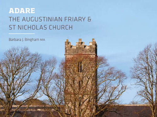 Adare - The Augustinian Friary & St Nicholas Church by Barbara Bingham