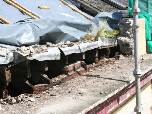 Condition Of Roof Timbers