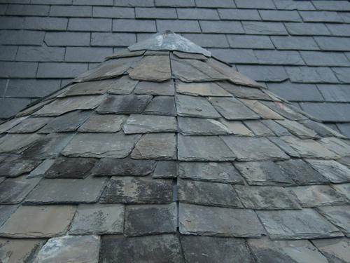 Roof Repaired
