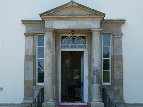 Clarisford Palace Front Entrance