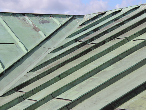Copper Roof Condition Assessment, Ennis, Co. Clare