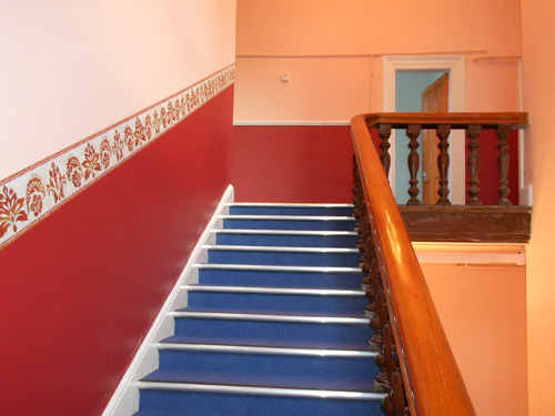 Stairs Repaired