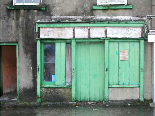 Hayes's Ennistymon Shop Front