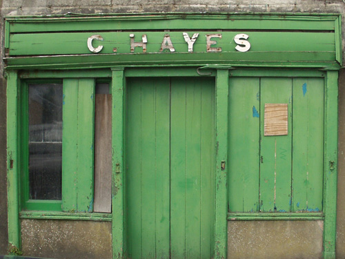 Hayes's Shop Front, Ennistymon