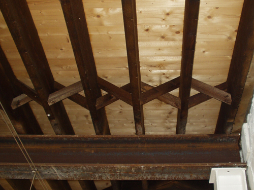 Timber Floor Structure