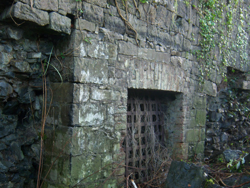 Entrance Feature Discovered During Clearance Of Irishtown Area