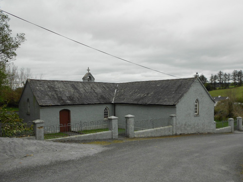 Oatfield Church, Prior To Works