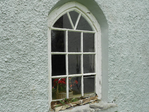 Window Prior To Works