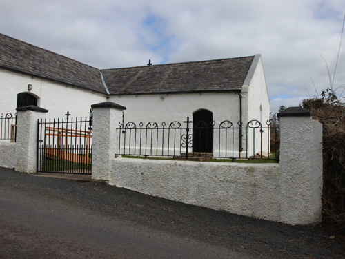Oatfield Church, Completed Works