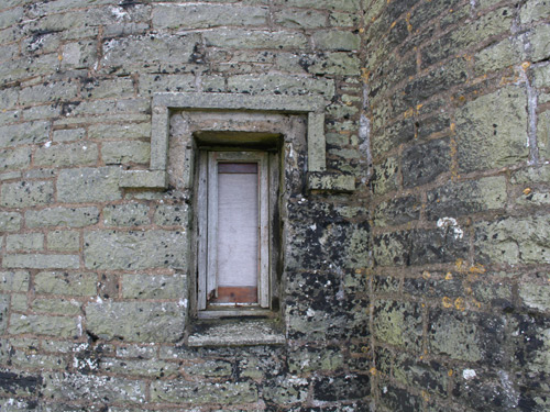 O'Briens Tower Window Before Works