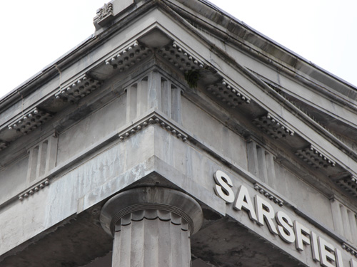 Sarsfields Credit Union (Protected Structure)