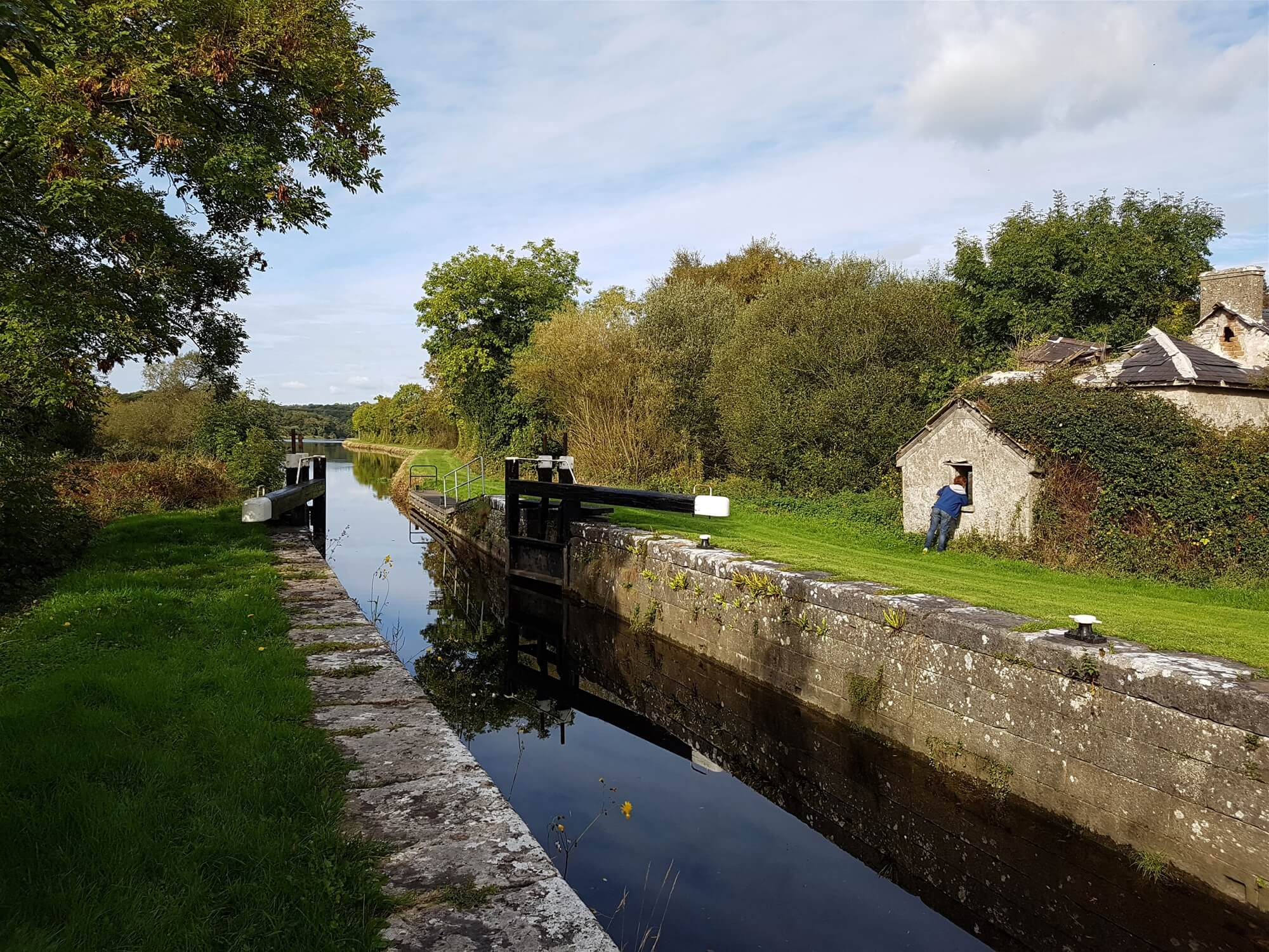 Waterways Ireland – Development of Heritage and Recreational Hubs along the Waterways